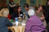 Mary Rita Weschler, CSJA networking