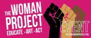 Fundraiser Event, The Woman Project