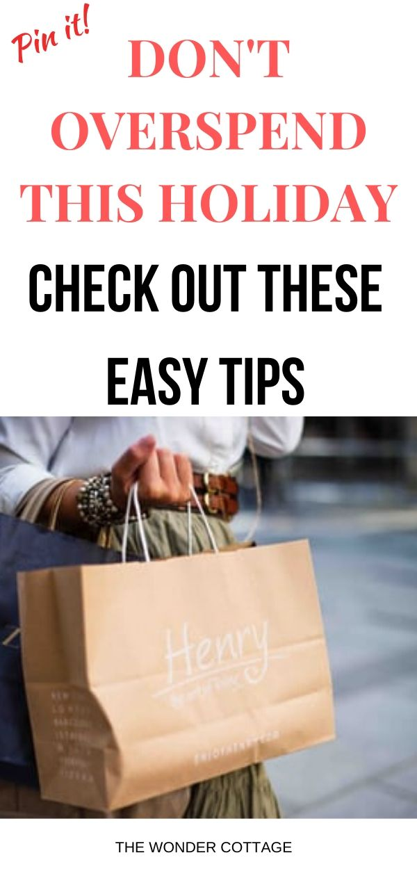 ways to keep your spending in check