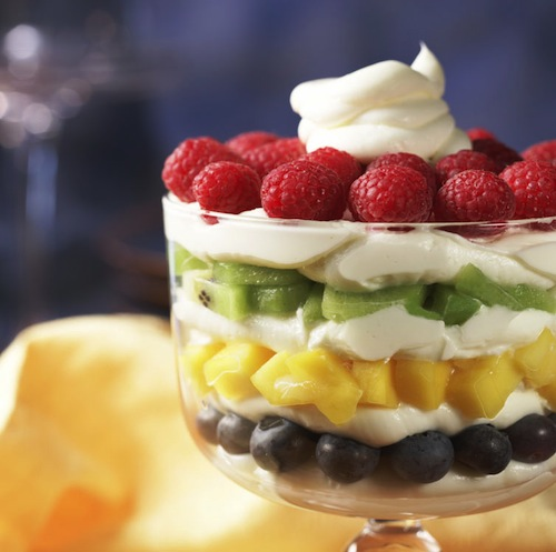 trifle recipes