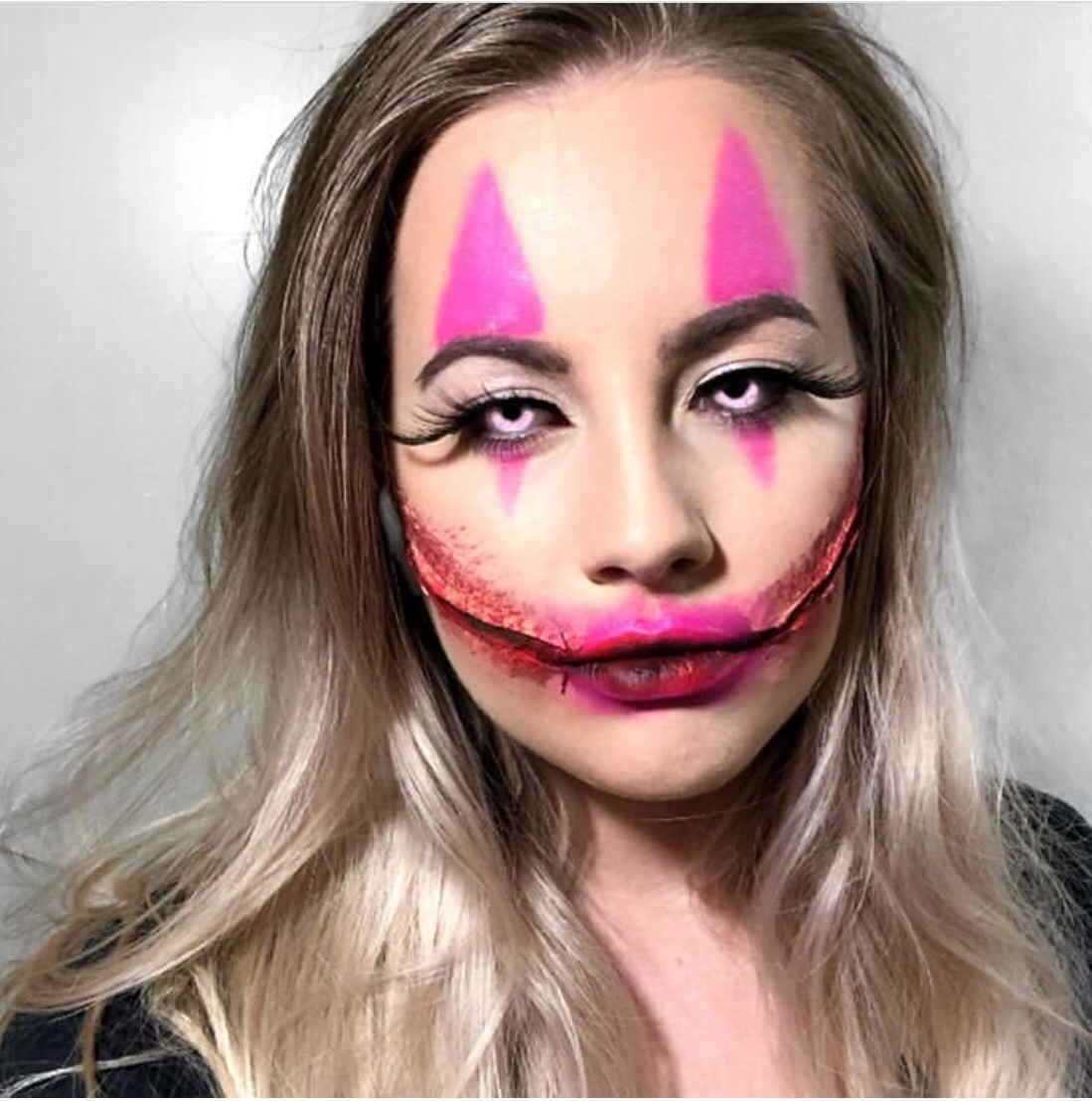 halloween joker's makeup halloween makeup tips