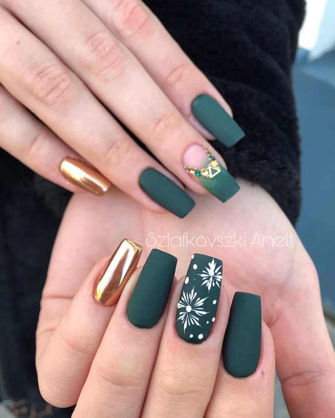 50 s xy dark winter nails for 2020 the wonder cottage 50 s xy dark winter nails for 2020
