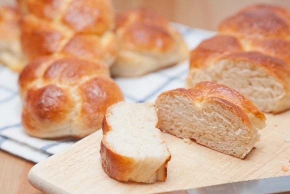 braided rice bread recipe