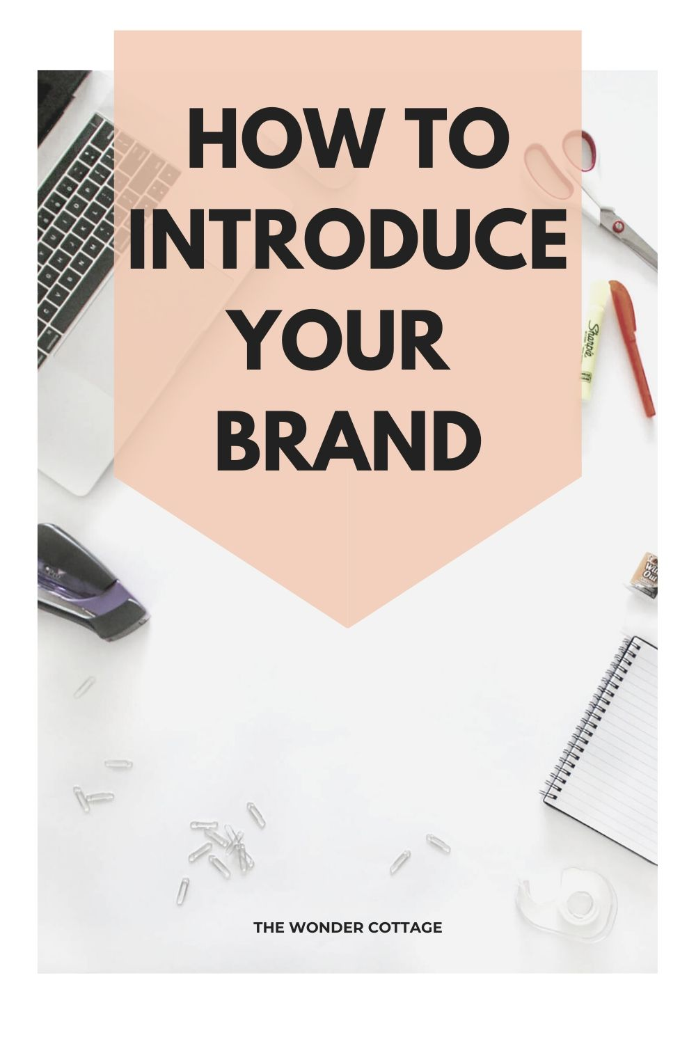 how to introduce your brand