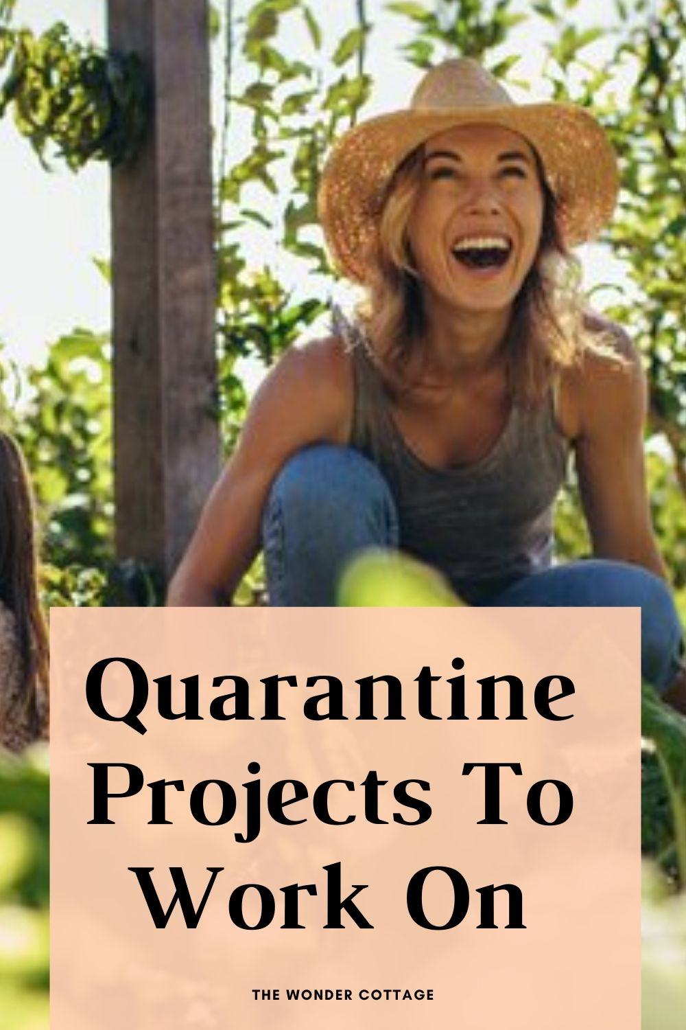 Quarantine projects to work on