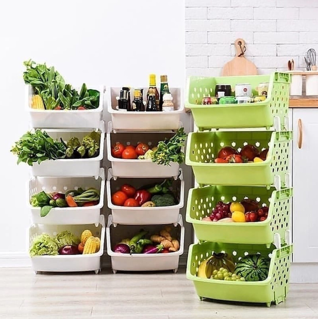 vegetable storage ideas