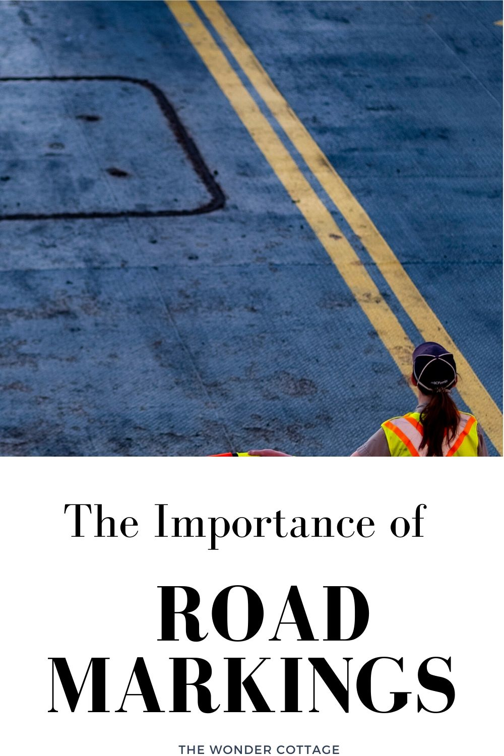the importance of road markings