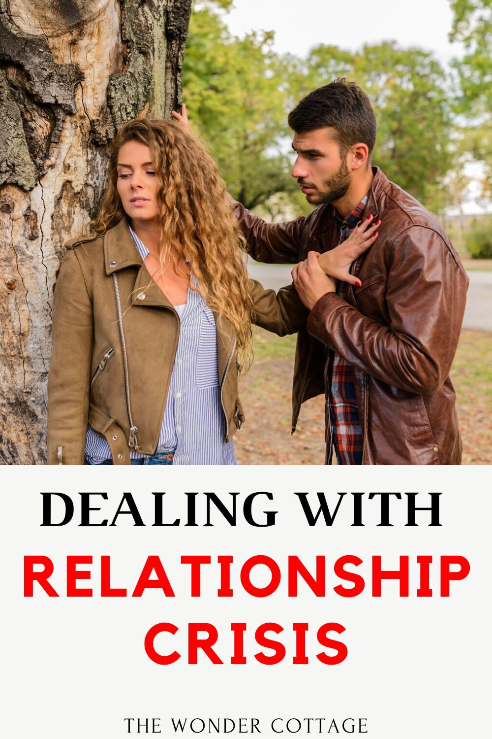 dealing with relationship crisis
