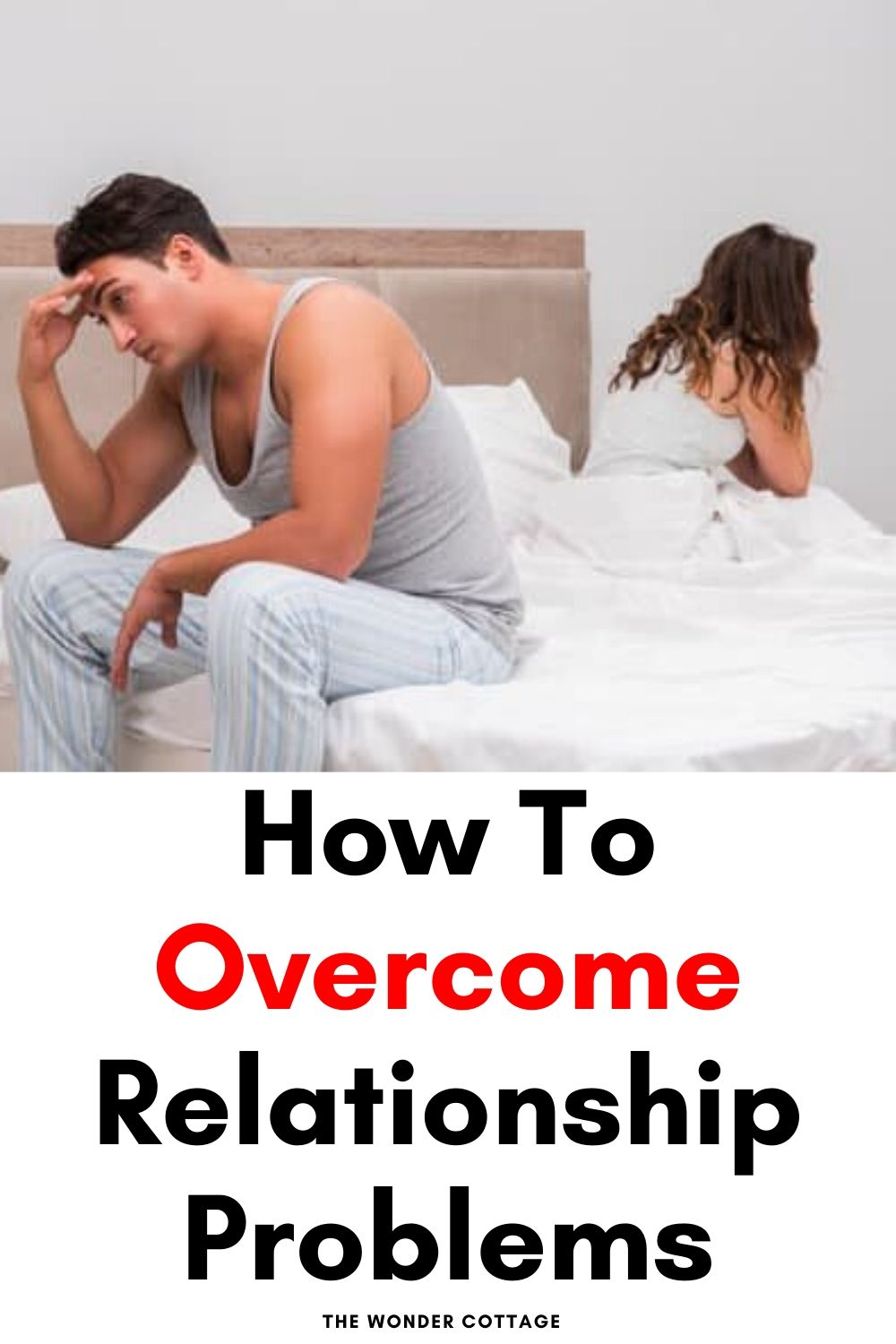 how to overcome relationship problems