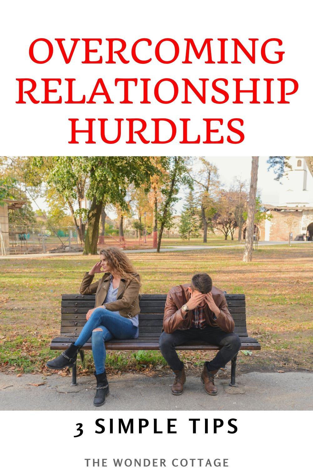 overcoming relationship hurdles