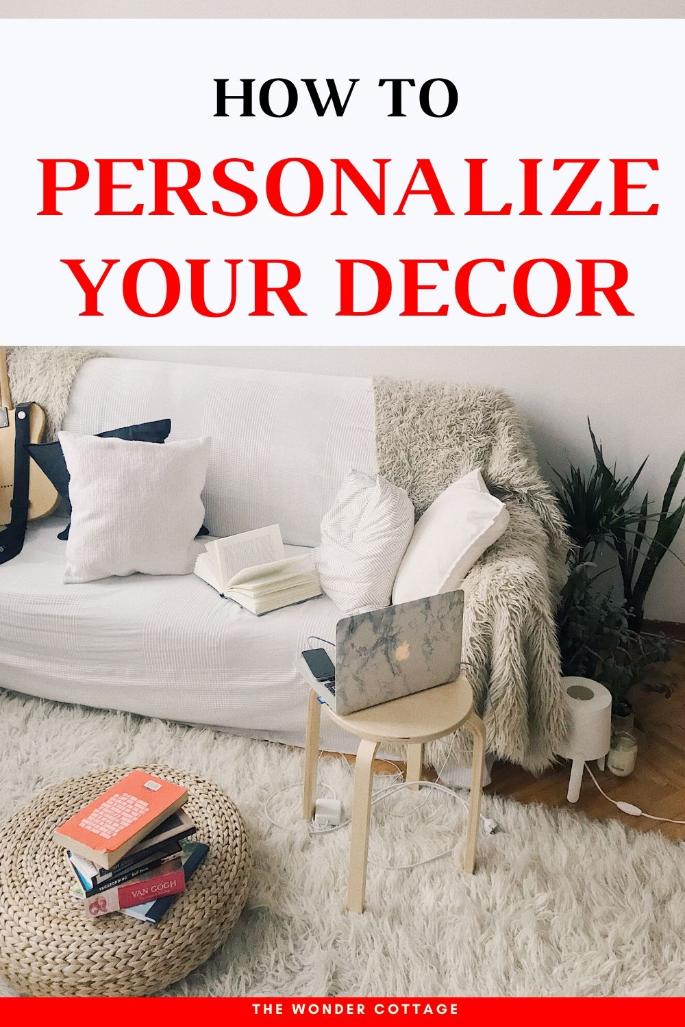 how to personalize your decor