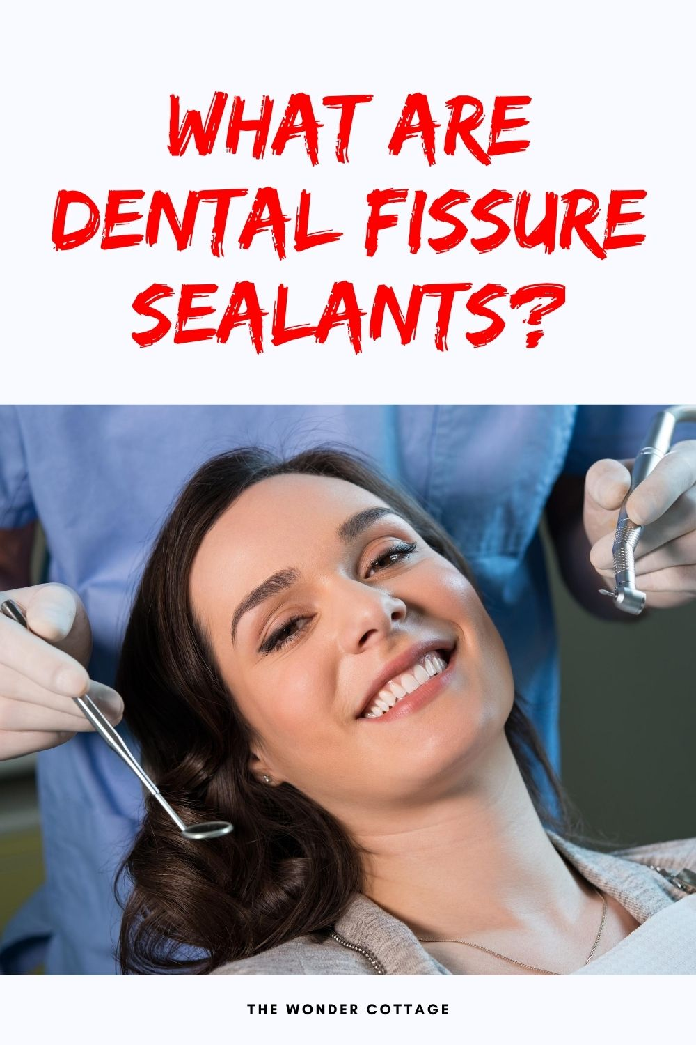 what are dental fissure sealants?
