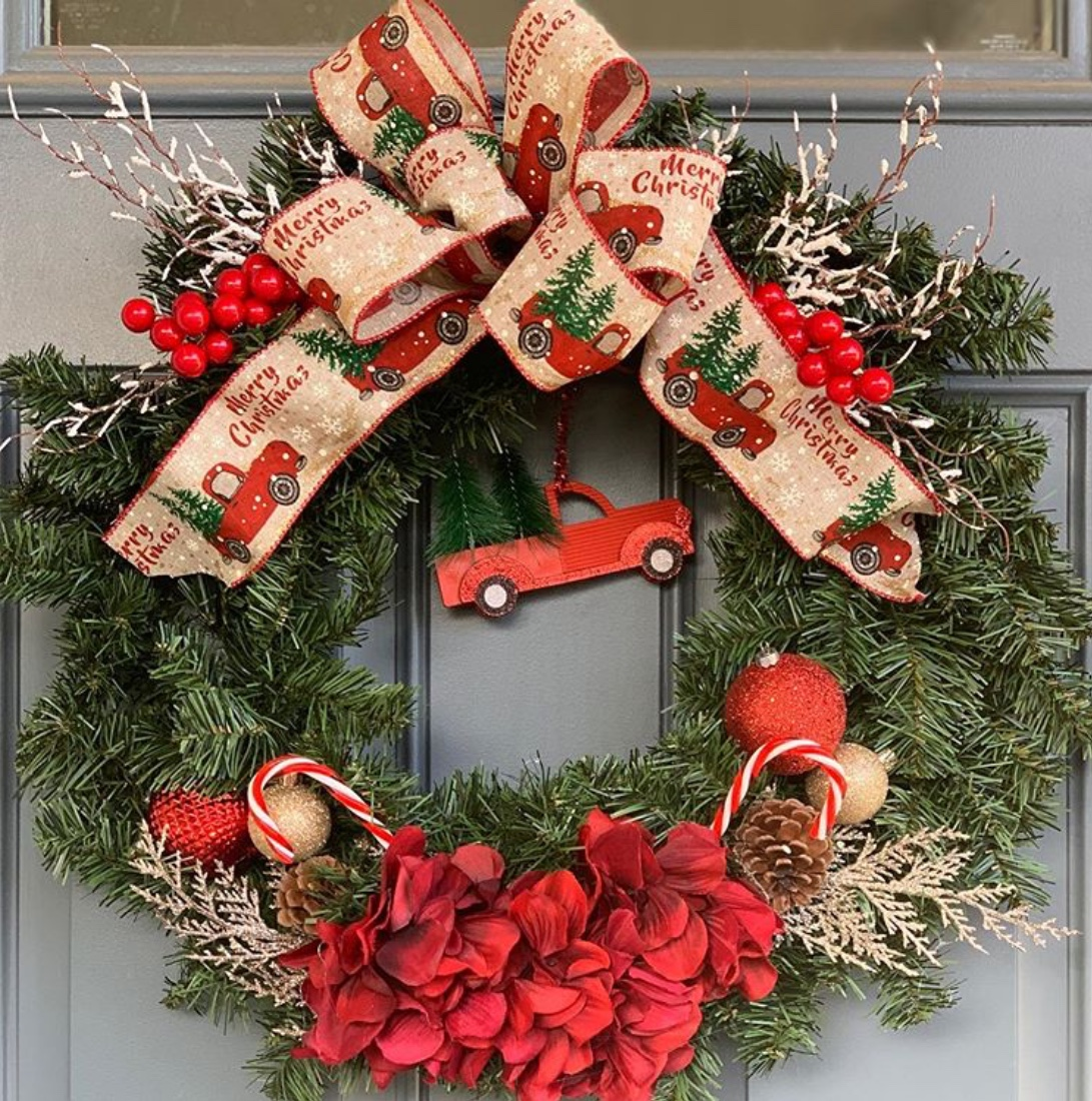 Christmas wreaths 2020