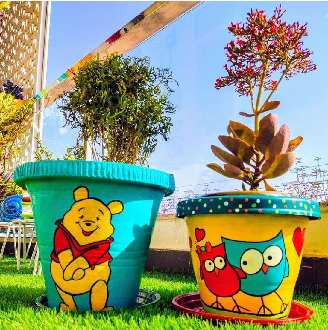 diy planters