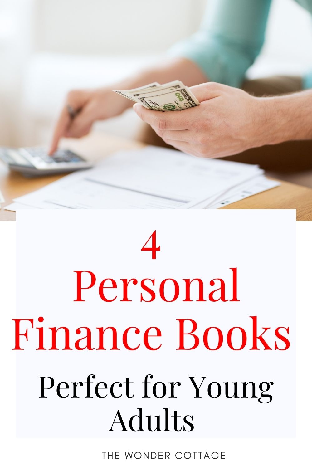 4 personal finance books perfect for young adults