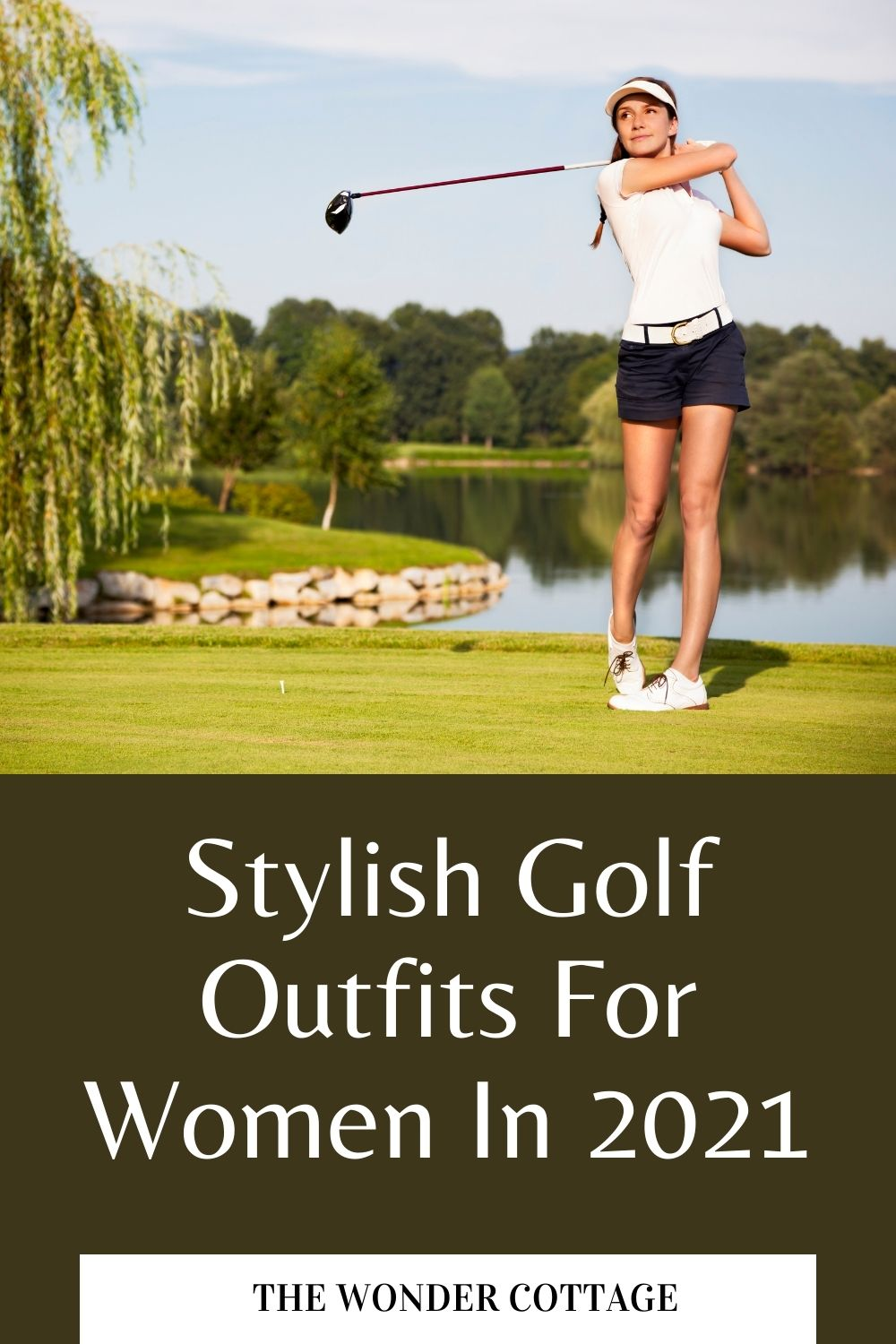 stylish golf outfits for women in 2021