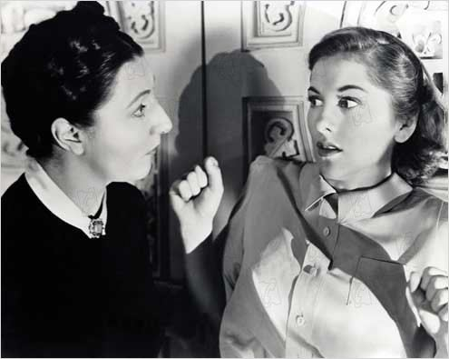 Rebecca 1940 réal : Alfred Hitchcock Joan Fontaine Judith Anderson Collection Christophel