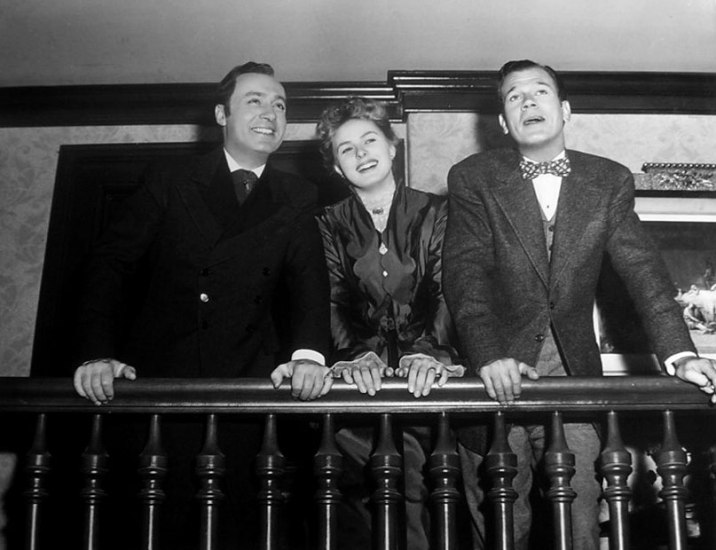 charles-boyer-ingrid-bergman-joseph-cotten-laugh-between-scenes-of-gaslight