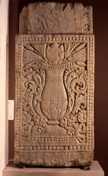 Panel on display, Reg. 1880,0709.68 © Trustees of the British Museum