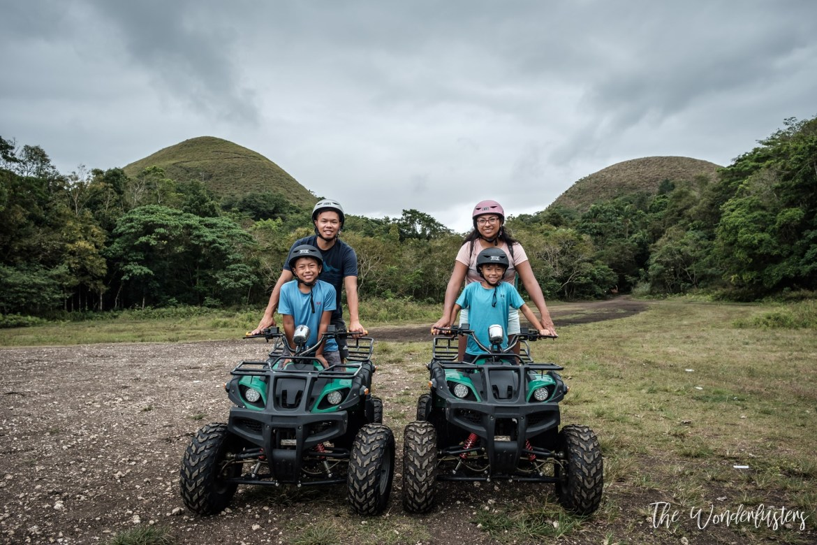 ATV Ride at the Chocolate Hills