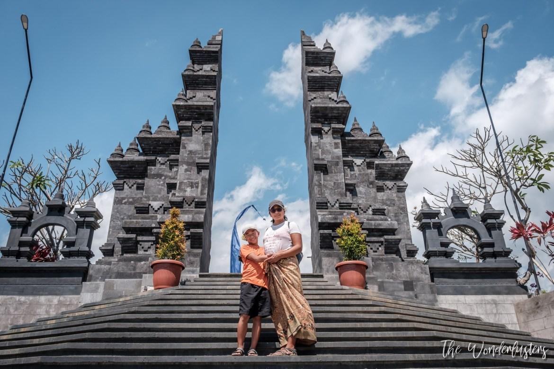 Brahmavihara Arama Gate