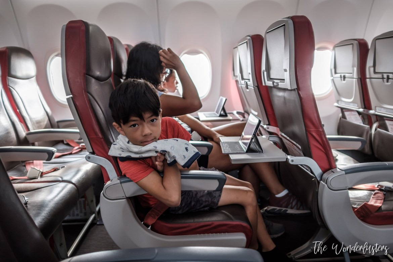 Domestic Flight in Malaysia