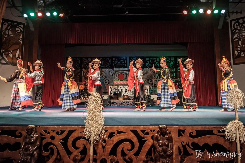 Sarawak Cultural Village Show