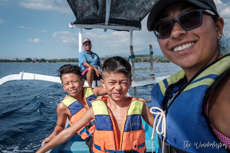 Snorkeling Trip at Lovina