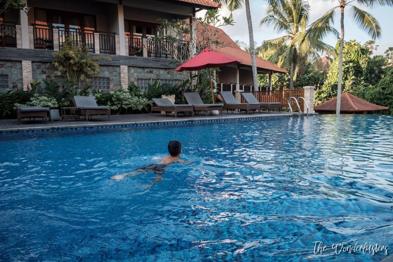 Swimming Pool at Best Western Premier Agung Resort Ubud