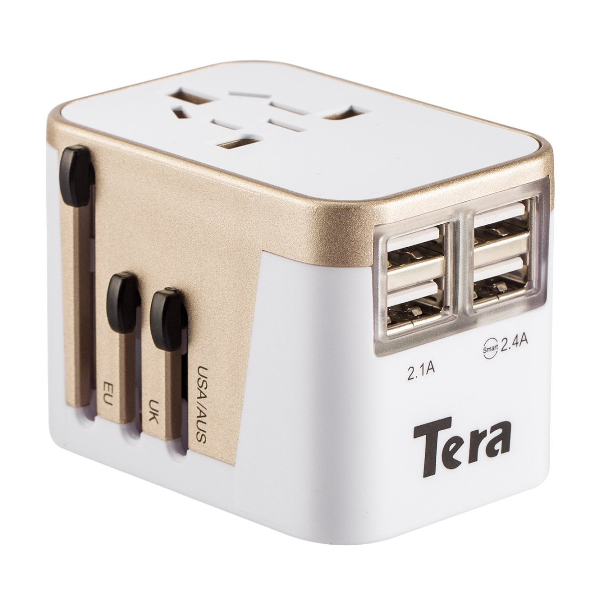 Universal Adapter with Usb plugs