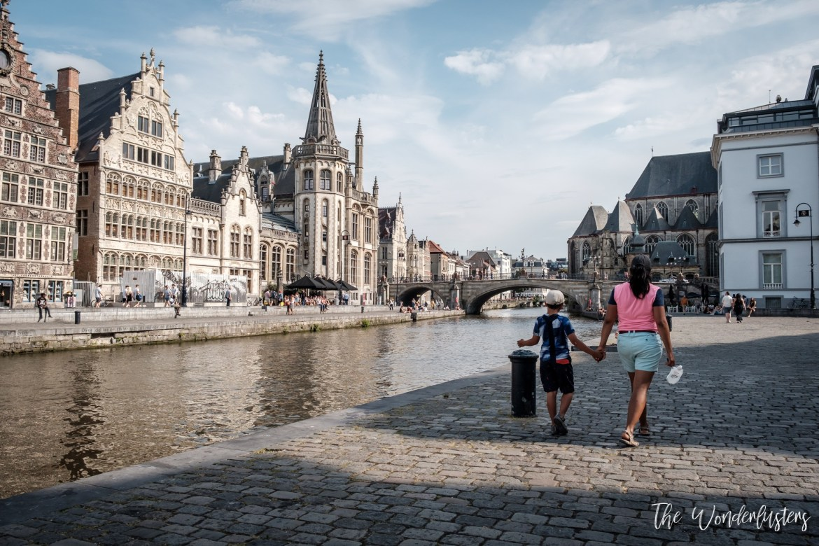 Ghent Canal