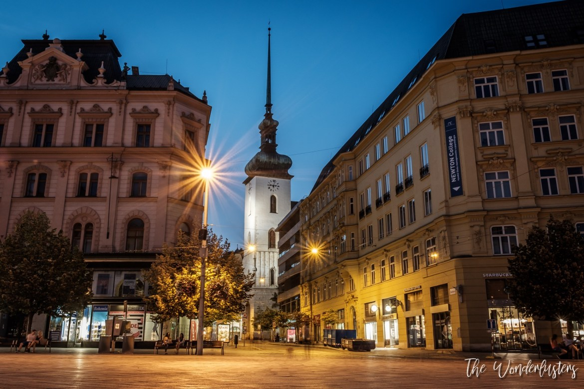 Brno City Center