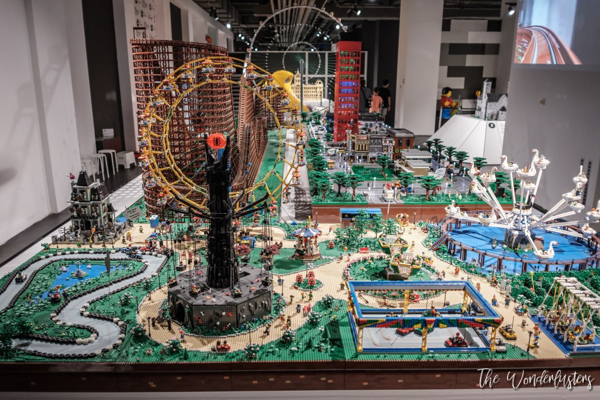 Lego Exhibition Prague