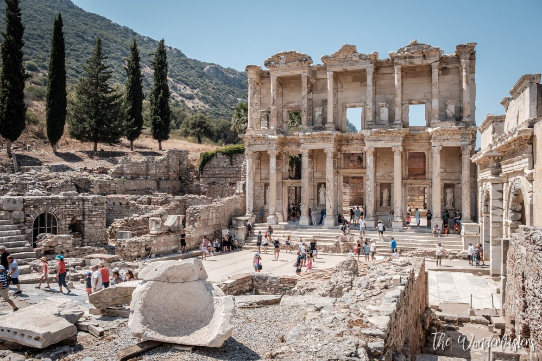 Ephesus - Library of Celsus