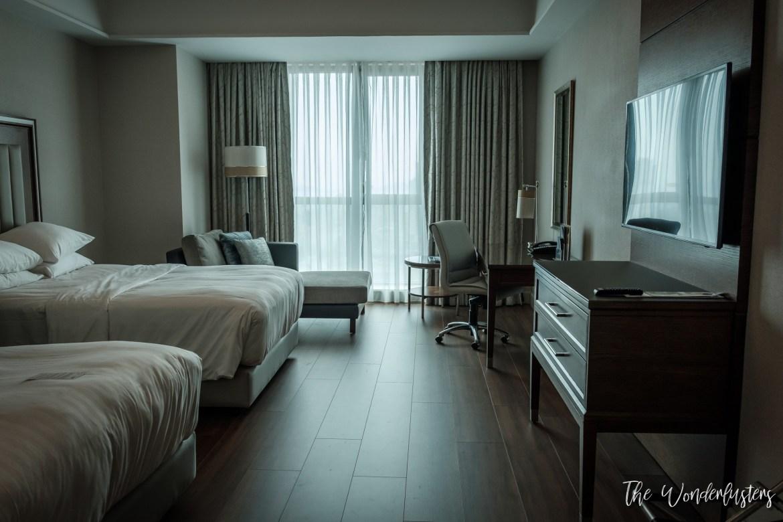 Istanbul Marriott Hotel Asia - Room