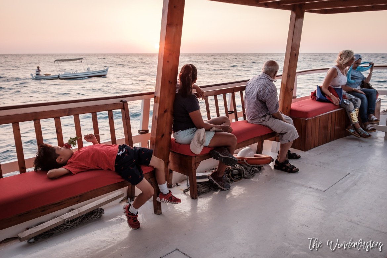 Sunset on Byblos
