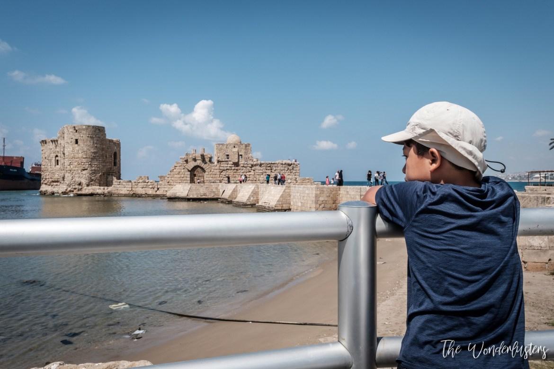 Sydon Sea Castle
