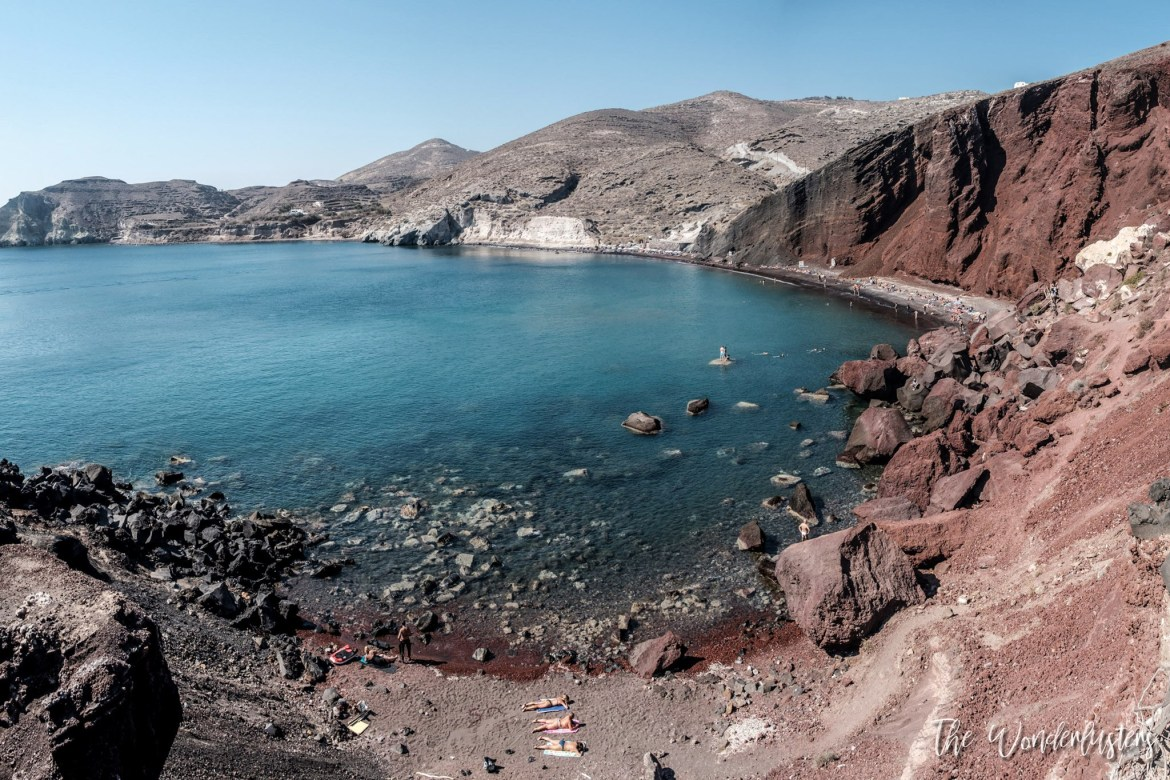 Akrotiri Red Beach