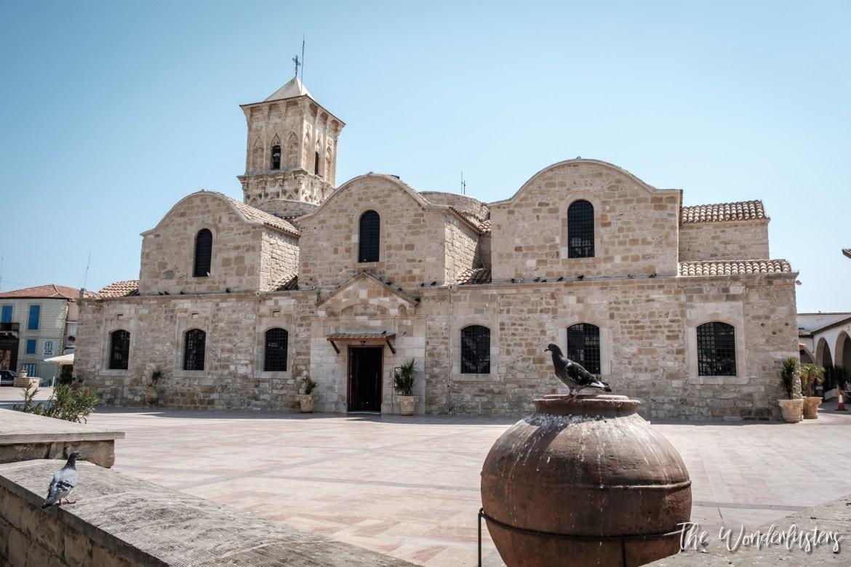 Church of Saint Lazarus, Larnaca