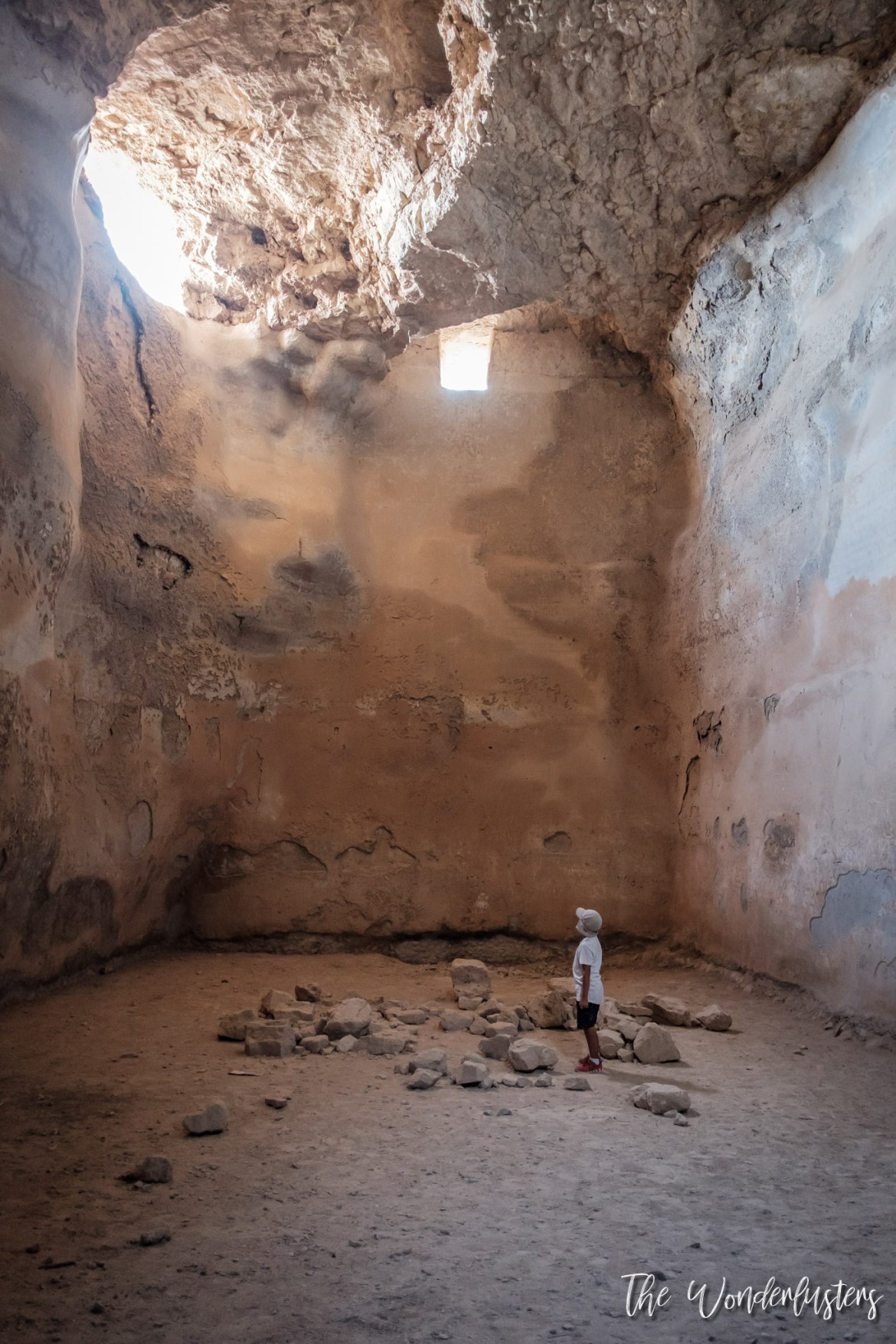 Masada Cistern