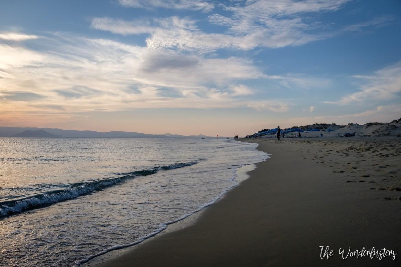 Naxos - Prokopios Beach