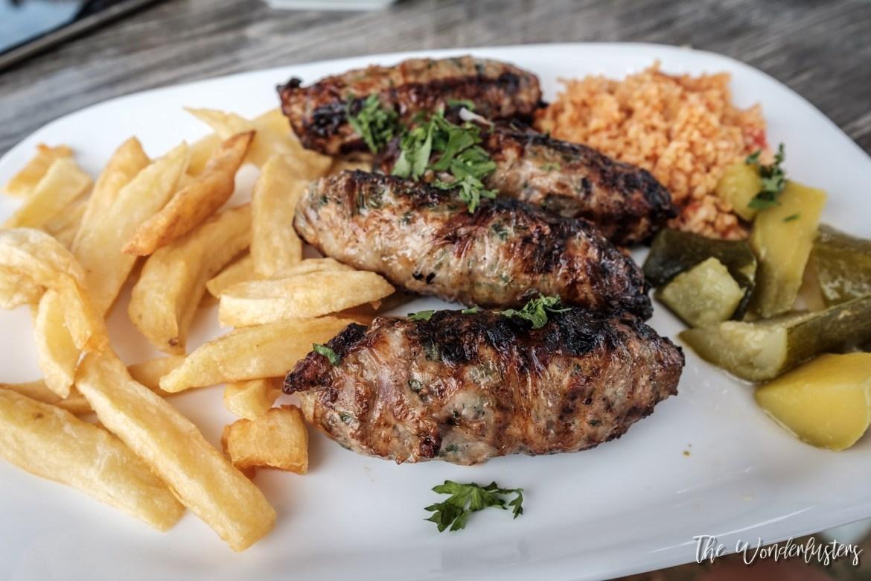 Sheftalia, Cyprus Specialty
