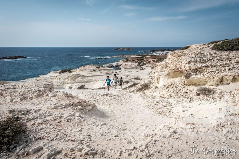 Wild Beach, Paphos