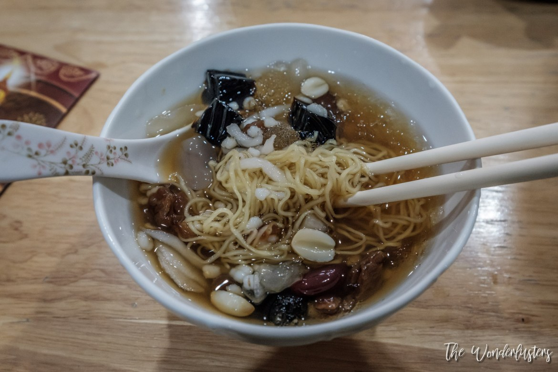 A Chinese Dessert