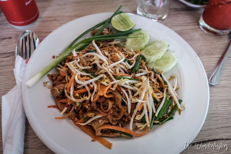 A Pad Thai