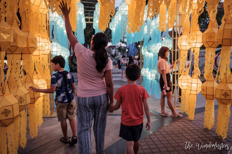 Chiang Mai Yee Peng Festival
