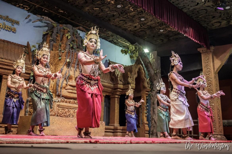 Khmer Traditional Dance