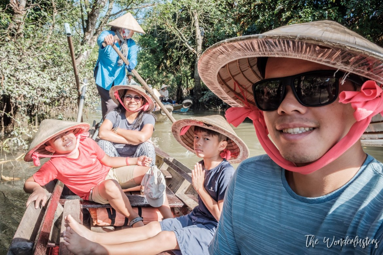 Mekong Canal Cruise