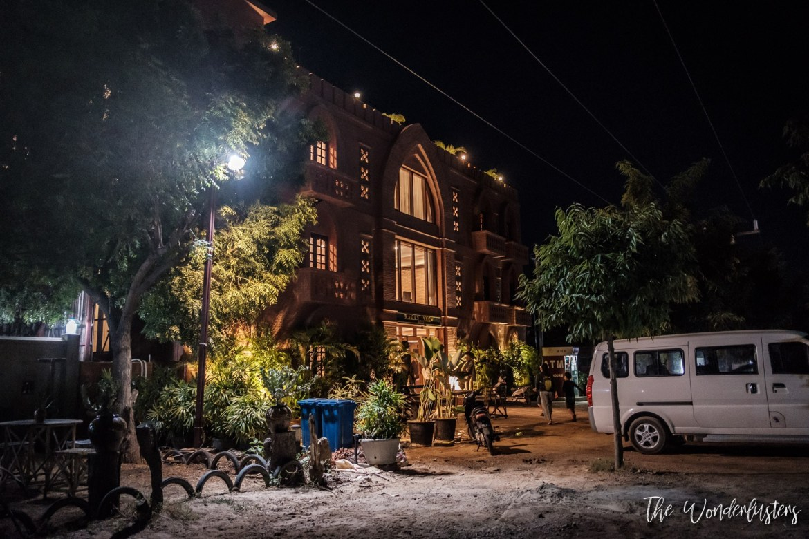 Our Hotel in Bagan