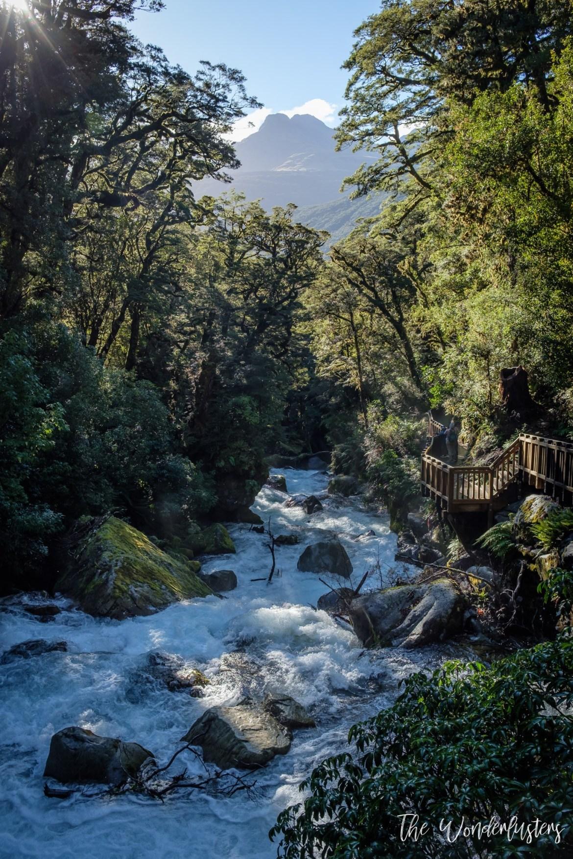 Lake Marian Trail